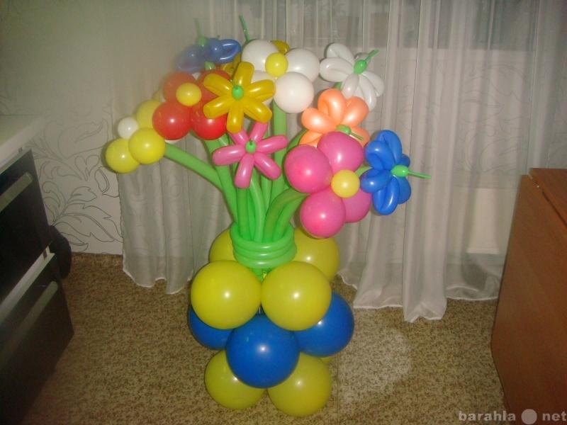 Продам Продам Цветы из воздушных шаров
