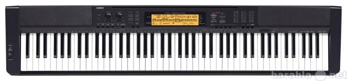 Продам цифровое пианино casio CDR-200R
