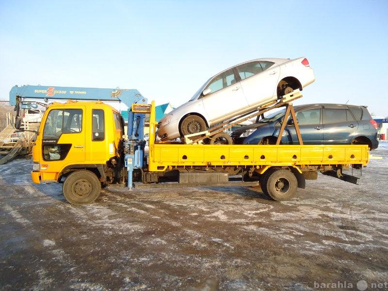 Продам Борт+Кран 4WD