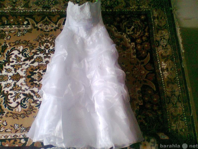 Продам Свадебное платье 4500