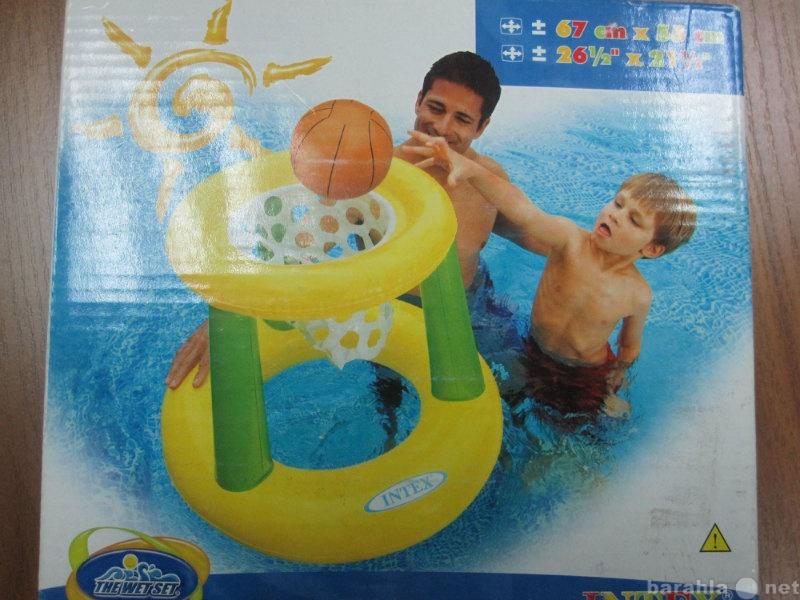 Продам Кольцо для баскетбола на воде Intex