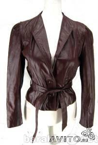 Продам Кожаная куртка (нат. кожа)