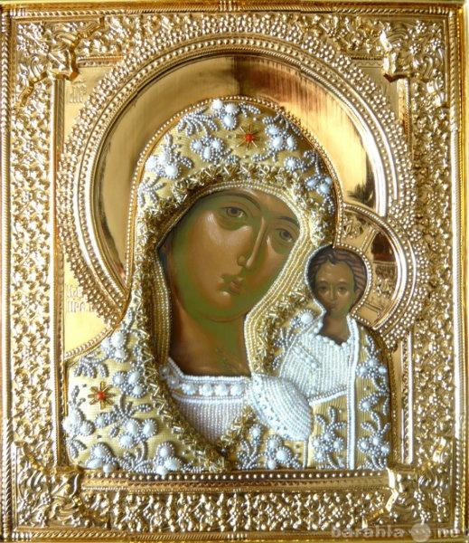 Продам Икона Казанская Божья Матерь