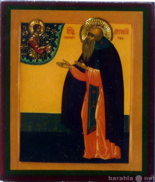 Продам Икона Преподобный Антоний Чудотворец