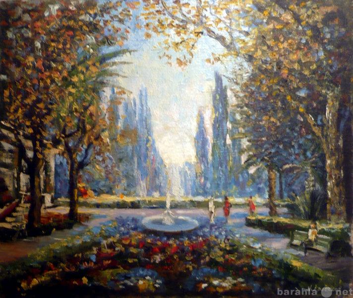 Продам Картина Парк