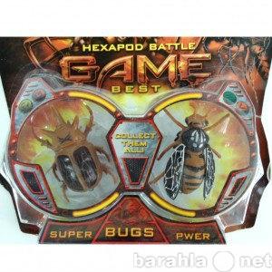 Продам Игрушка механические насекомые