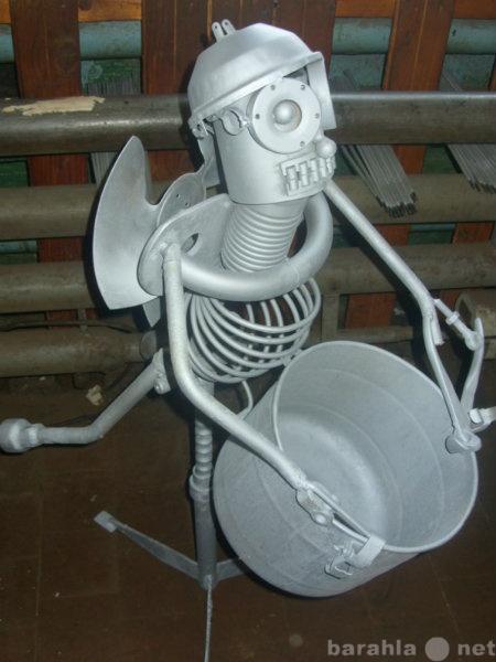 Продам: Робот мусорка