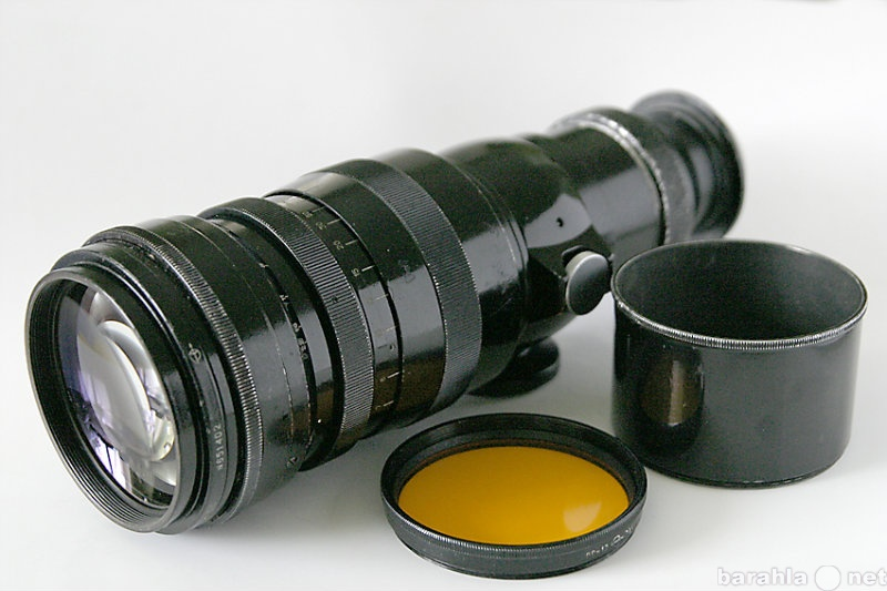 Продам: объектив для фотоаппарата