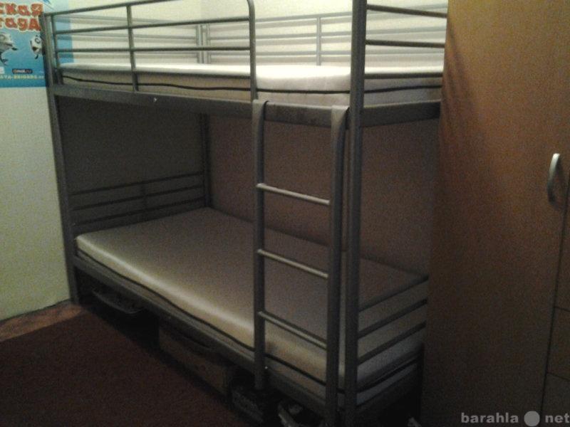 Продам кровать 2-х ярусная ИКЕА