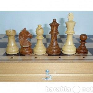 Продам Шахматы из палисандра и самшита в