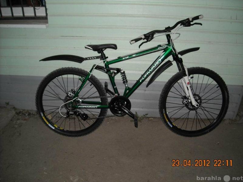 Продам: Велосипед Диск тормоза  ГОРНЫЙ