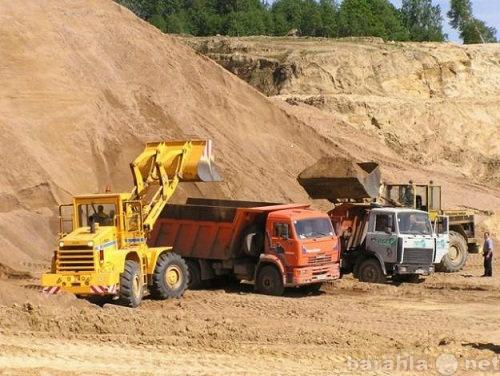 Продам ПГС песок щебень керамзит глина чернозем
