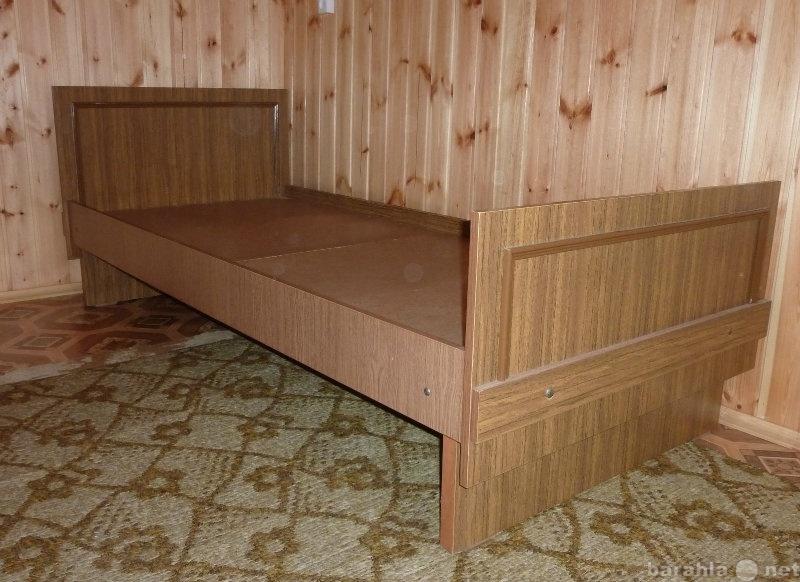 Продам Полутороспальная кровать с матрасом