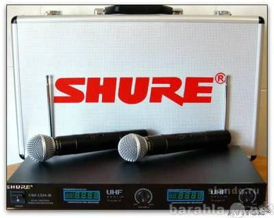 Продам Микрофон Shure Lx88-III радиосистема
