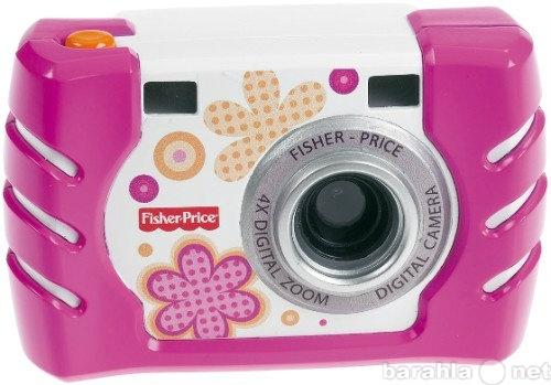 Продам Новый фотоаппарат Fisher Price Kid-Tough