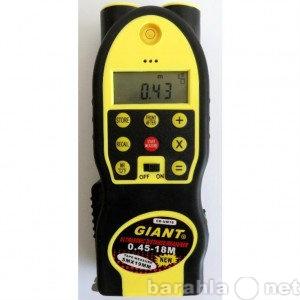 Продам: Лазерная рулетка дальномер Гигант с