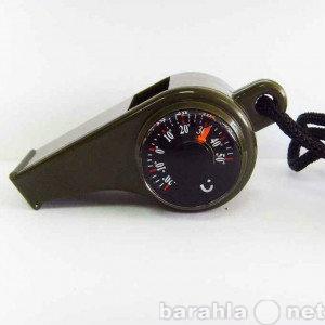 Продам Свисток компас термометр это интересно
