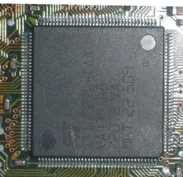 Продам микропроцессоры ST10F276 CEG