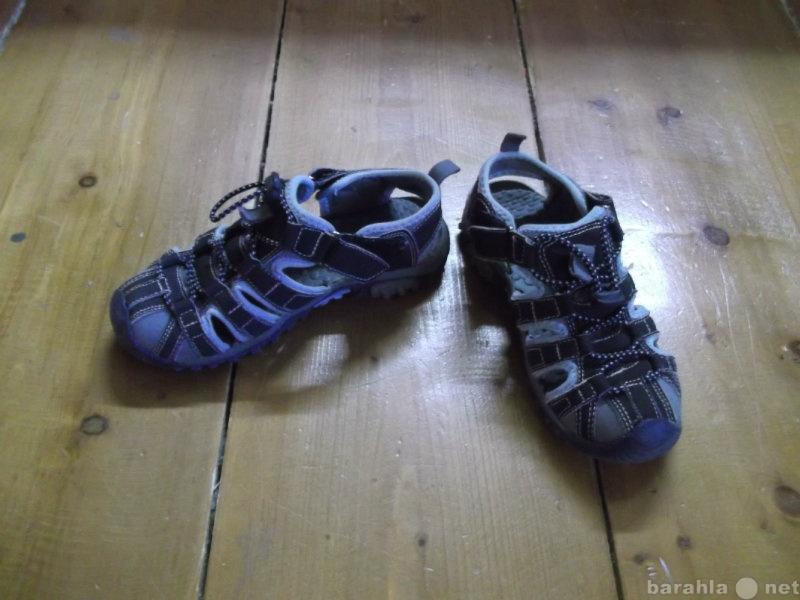 Продам Босоножки для мальчика (ножка 20-21см)
