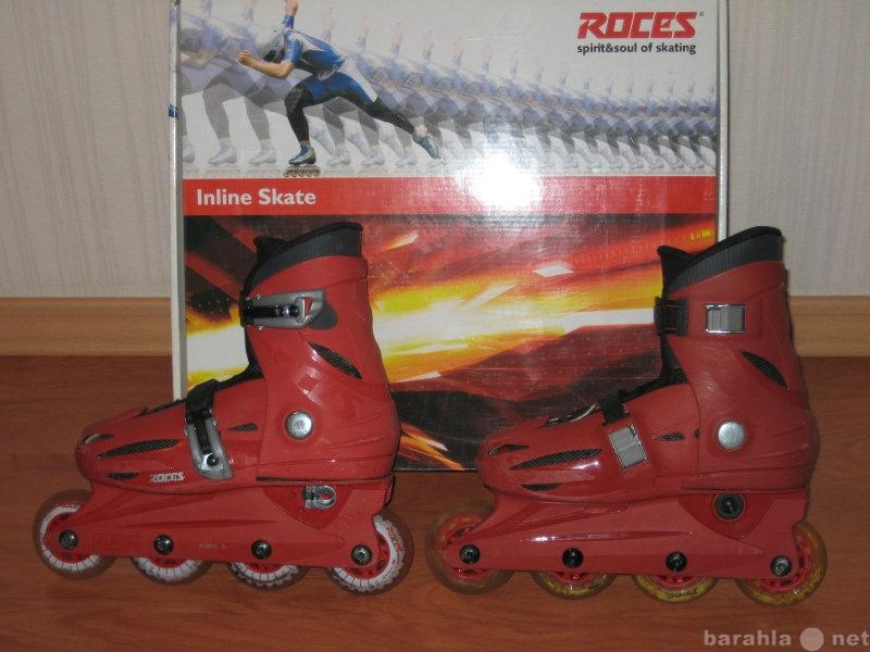 """Продам Продам роликовые коньки """"ROCES&quot"""
