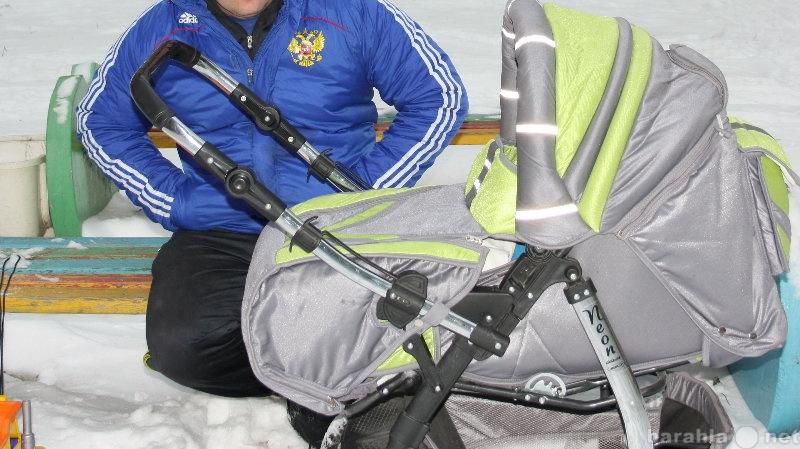 Продам коляску детскую Зима-Лето
