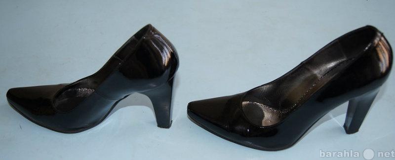 Продам Туфли Черные лакированные
