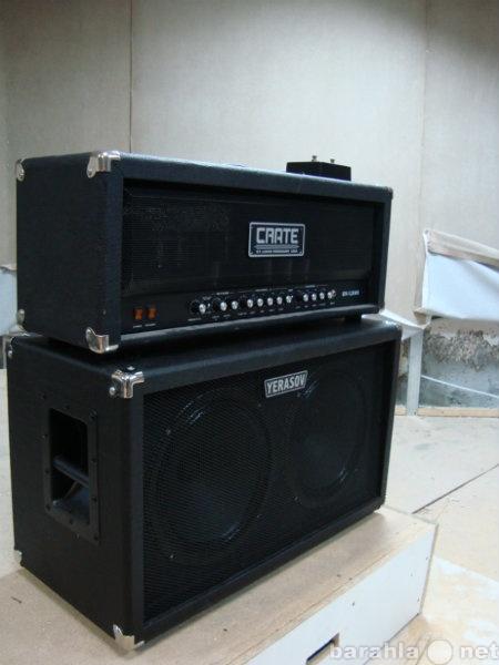 Продам Гитарный кабинет Ерасов Bull 212V