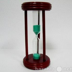 Продам: Песочные часы с зелёным песком на 5 мин