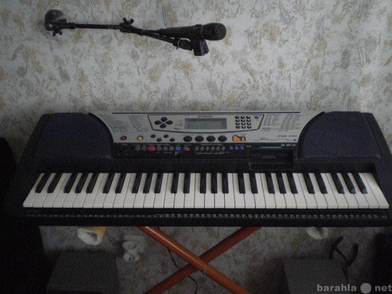 Продам Клавишники YAMAHA -340 с флоппи диском