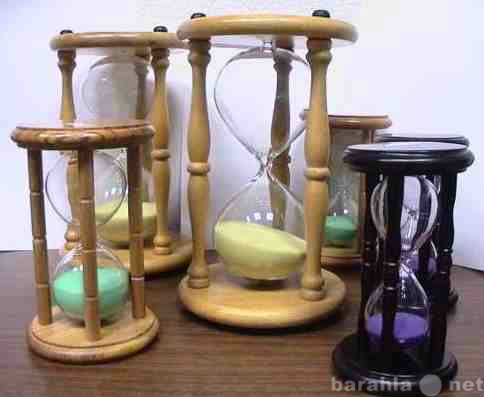 Продам Песочные часы на 5 минут, 16 см., темное