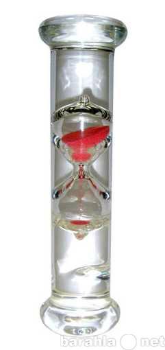 Продам: Подарок сувенир песочные часы красный