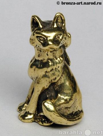 Продам Статуэтка, миниатюра - Кошка, кошечка
