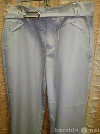 Продам брюки стрейдж укороченные