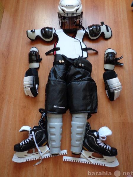 Продам Детская хоккейная форма 6-9 лет(новая)