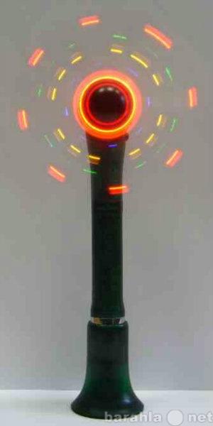 Продам: Минивентилятор настольный  светящийся