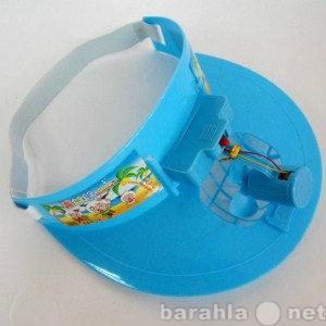 Продам Мини вентилятор в кепке Свободные руки