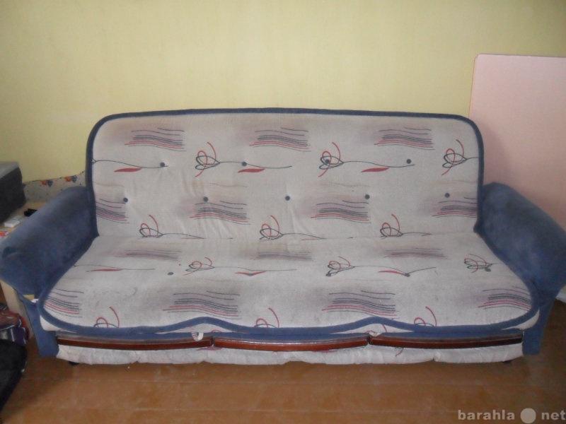Продам Комплект мягкой (диван и 2 кресла)