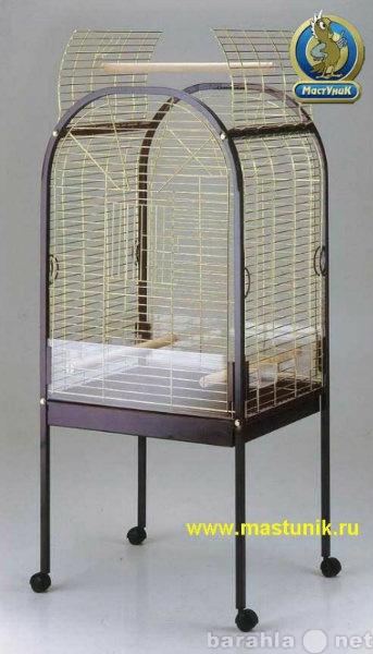 Продам продам клетку для крупного попугая