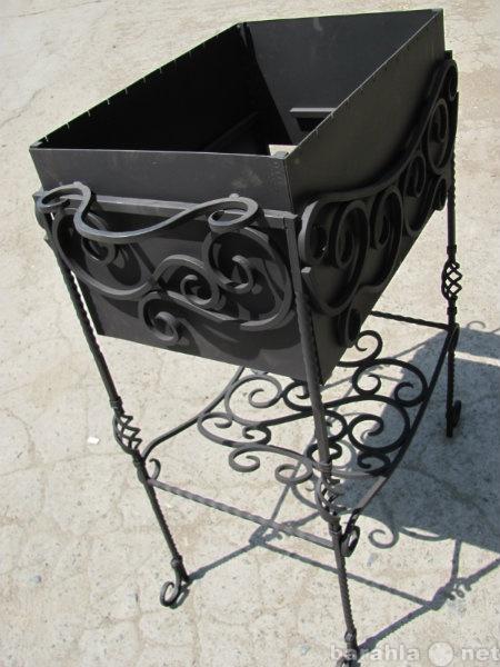 Продам Кованые мангалы, кованая мебель