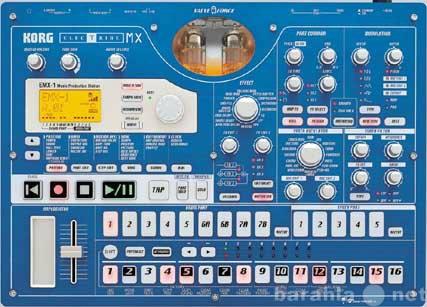 Продам KORG emx1 грув-бокс/синтезатор