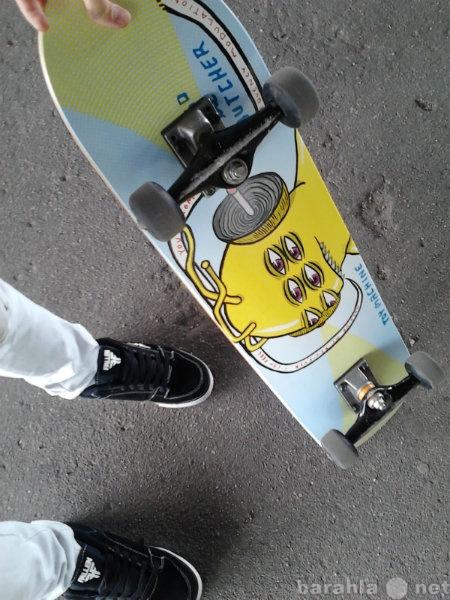 Продам: Продам скейтборд + чехол