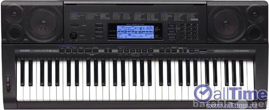 Продам Синтезатор Casio CTK-5000