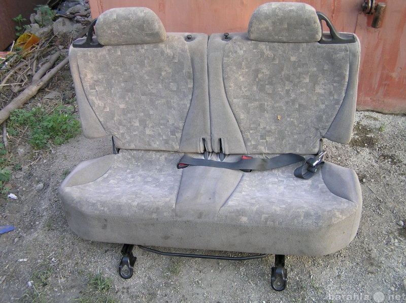 Продам Заднее сиденье от Honda Capa