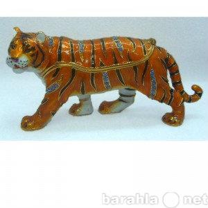 Продам: Ювелирная Шкатулка Тигр