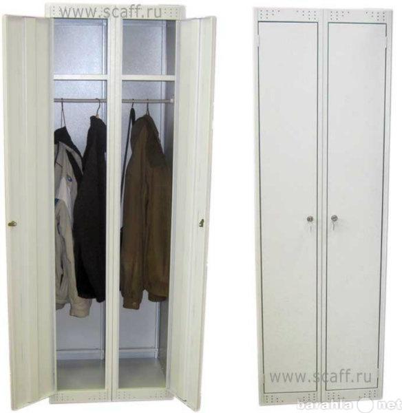 Продам Шкаф металлический для одежды ШР 22-600