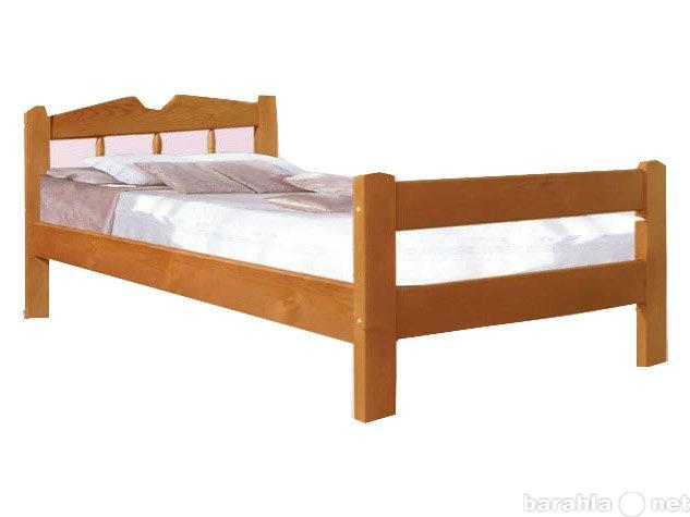 Продам Кровать детская нат.дерево новая