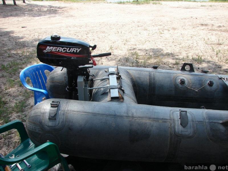 Продам Лодочный мотор Mercury 3.3 M