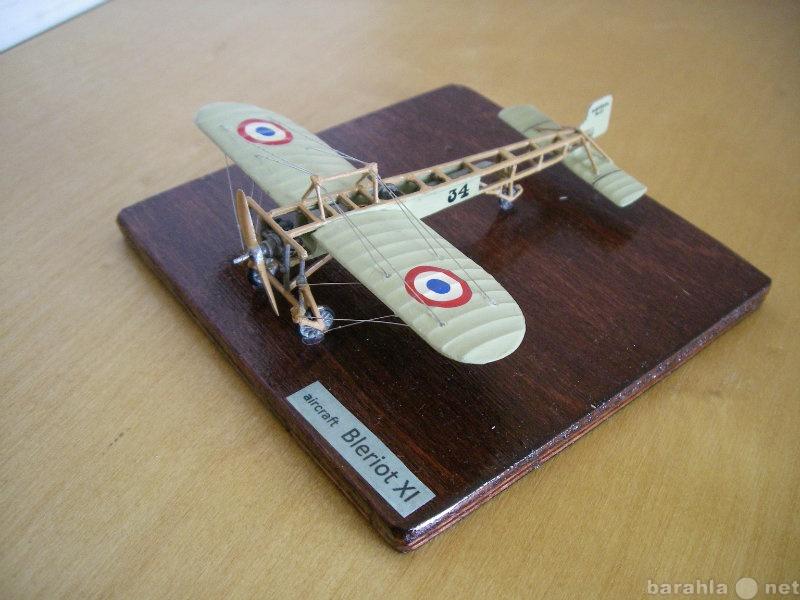 Продам модели самолетов