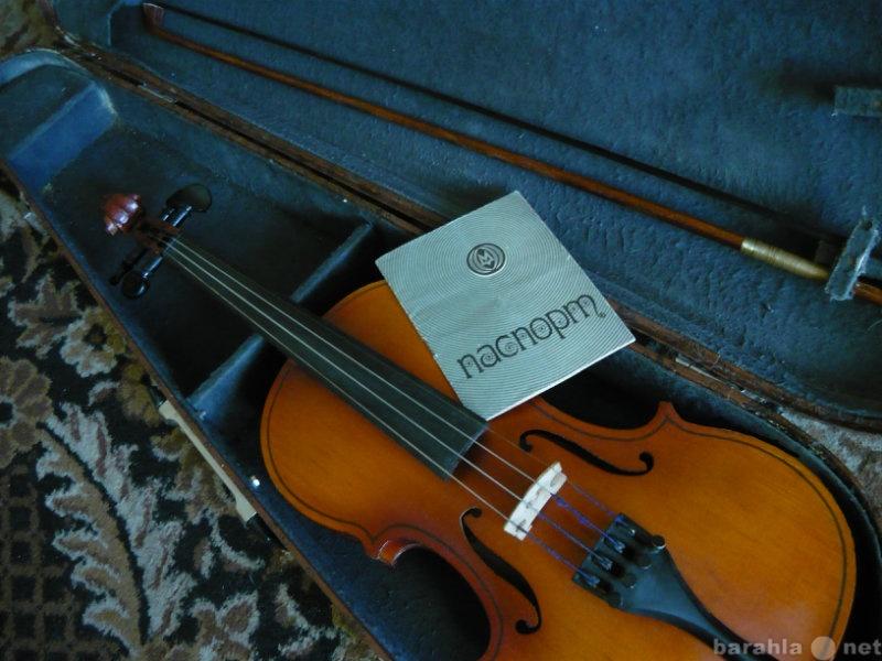Продам: Скрипка 3/4 (смычок, футляр, паспорт)