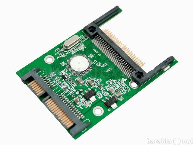 Продам Адаптер карт Compact Flash в SATA-hdd